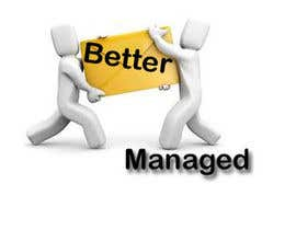 #129 für Logo Design for Better Managed von muhammadjahan