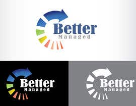 #203 para Logo Design for Better Managed por emilymwh