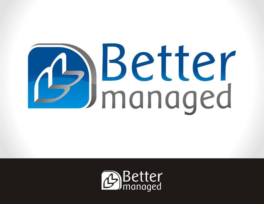 Penyertaan Peraduan #208 untuk Logo Design for Better Managed