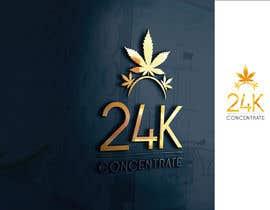 #14 for Design logo for 24K Concentrate af codigoccafe