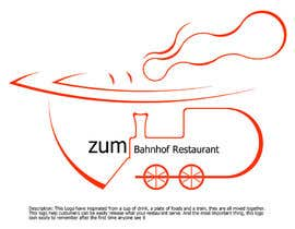 #14 for Design eines Logos for Restaurant zum Bahnhof by Billytran90