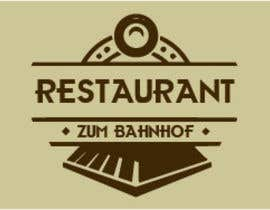 #57 for Design eines Logos for Restaurant zum Bahnhof af jjosephdesign
