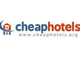 #378 para Logo Design for Cheaphotels.org de pupster321
