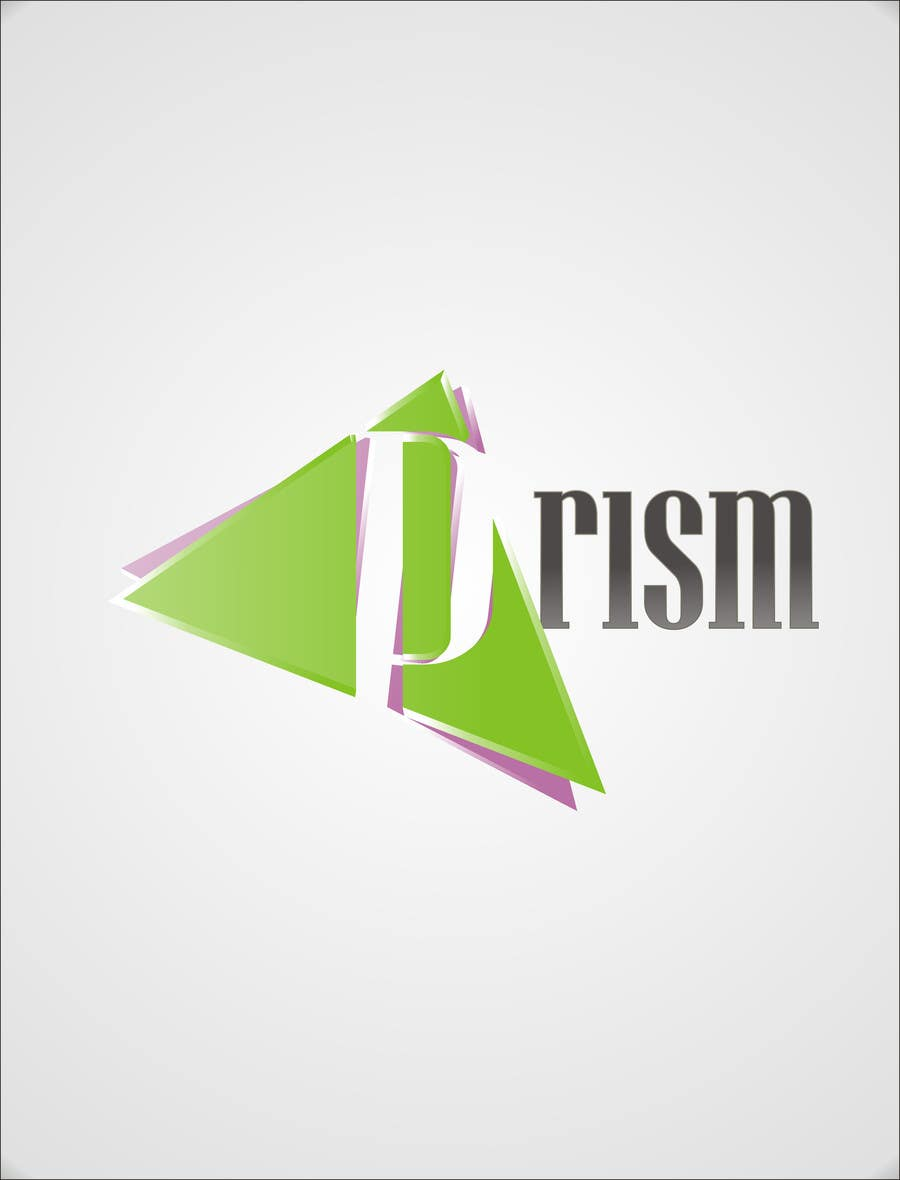 Proposition n°50 du concours Time to get inspired: Cool new Logo for PRISM!