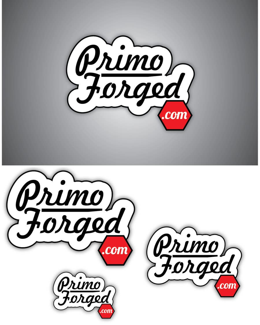 #62 for Design a Logo for Primo Forged Wheels by darshanshah92