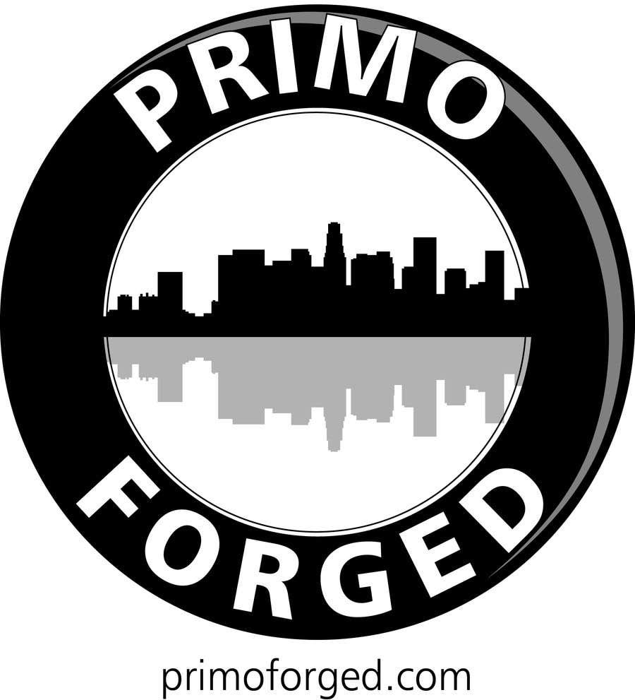 #43 for Design a Logo for Primo Forged Wheels by jangarlotan