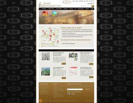 #36 for Colour style guide and pattern for real estate website. af pixyee