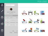 Proposition n° 14 du concours Graphic Design pour Redesign Mockup for ios POS app