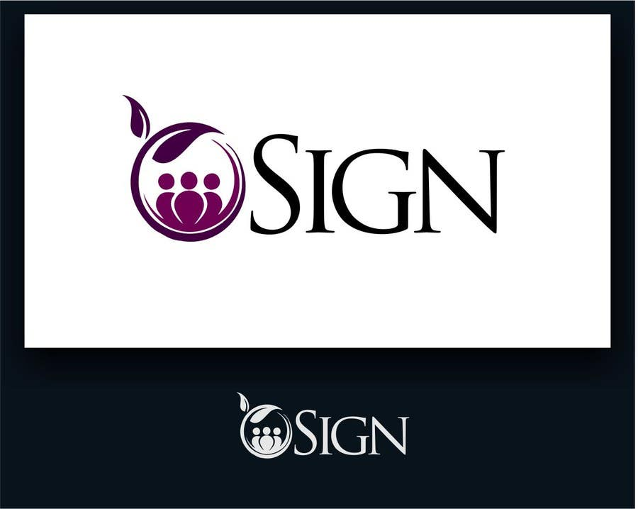 Bài tham dự cuộc thi #                                        145                                      cho                                         Design a logo for SIGN: the platform that funds citizens projects