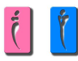 #30 for Design some contemporary male and female Icons by andradanicola