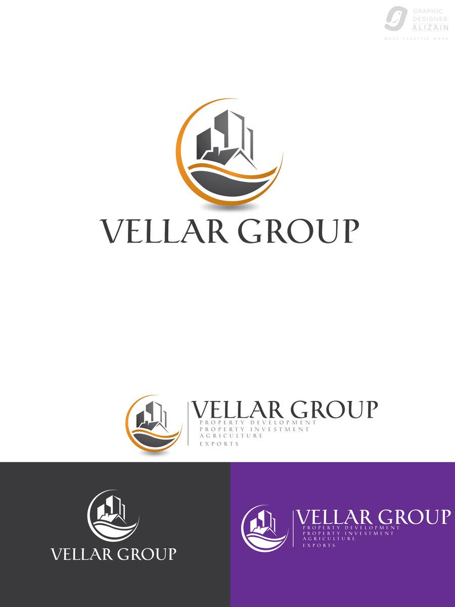 Proposition n°88 du concours Design a Logo for Vellar Group