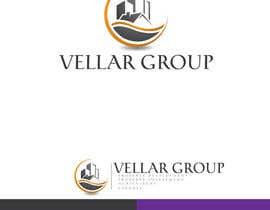 #88 para Design a Logo for Vellar Group por alizainbarkat