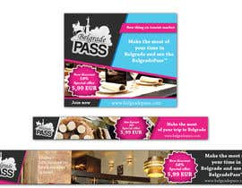 #14 para Design a Banner for Belgrade Pass android application por Khanggraphic