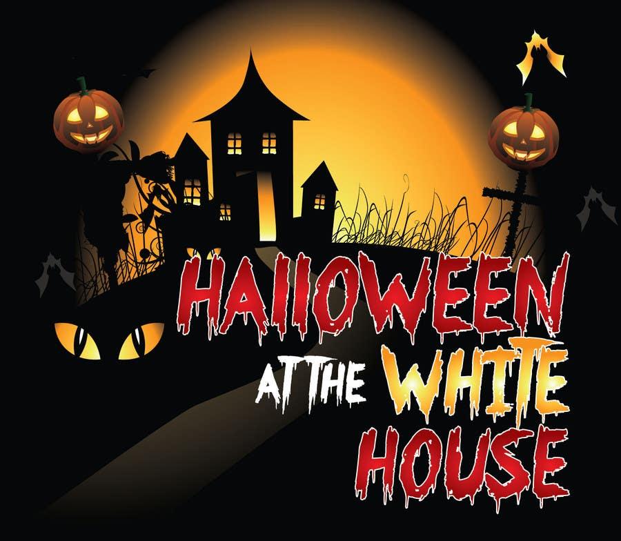 Penyertaan Peraduan #61 untuk Design a Logo for halloween party