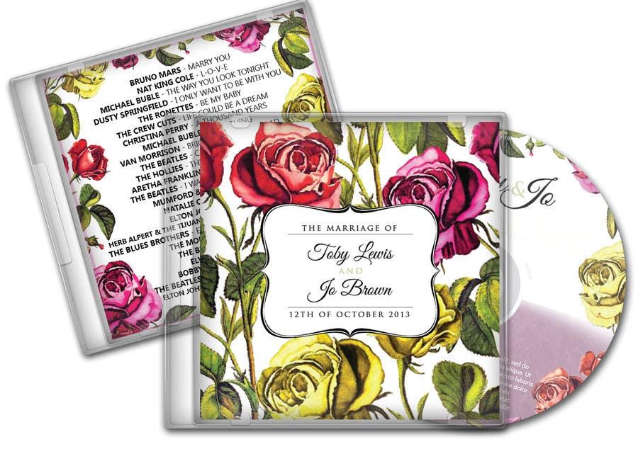 Inscrição nº                                         2                                      do Concurso para                                         Design of CD case cover, back and CD face