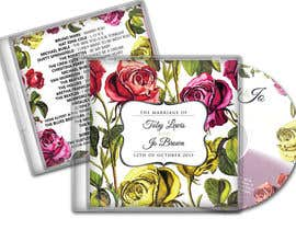 #2 para Design of CD case cover, back and CD face por linxoo