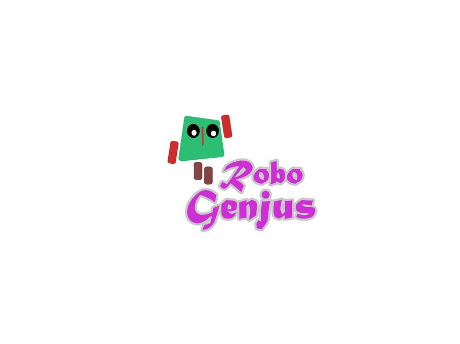 #55 for Design a Logo for RoboGenius by yunuskm4