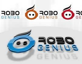 #64 for Design a Logo for RoboGenius af theislanders