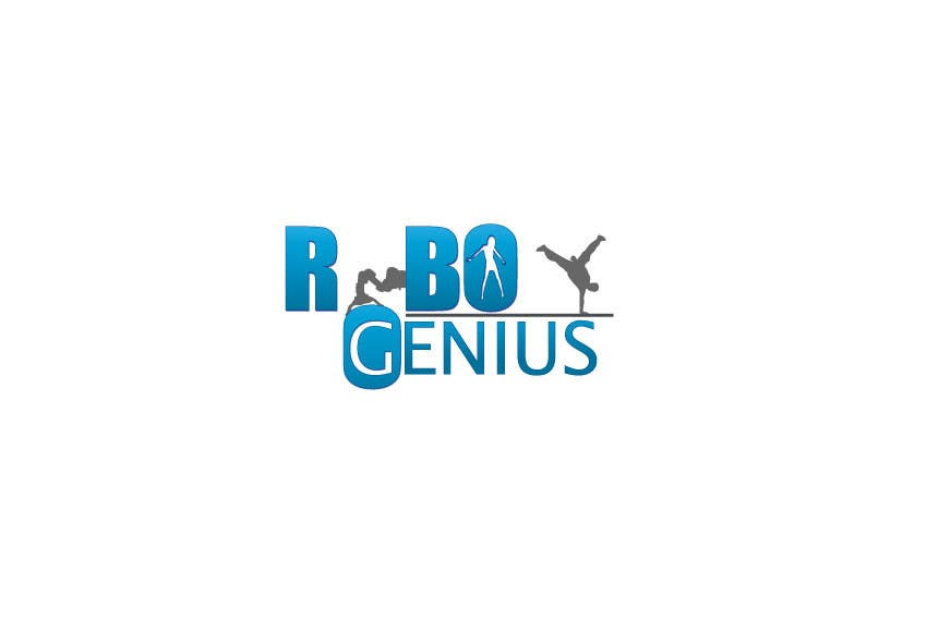 #8 for Design a Logo for RoboGenius by Rhasta13