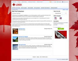nhany tarafından Design a Website background için no 8