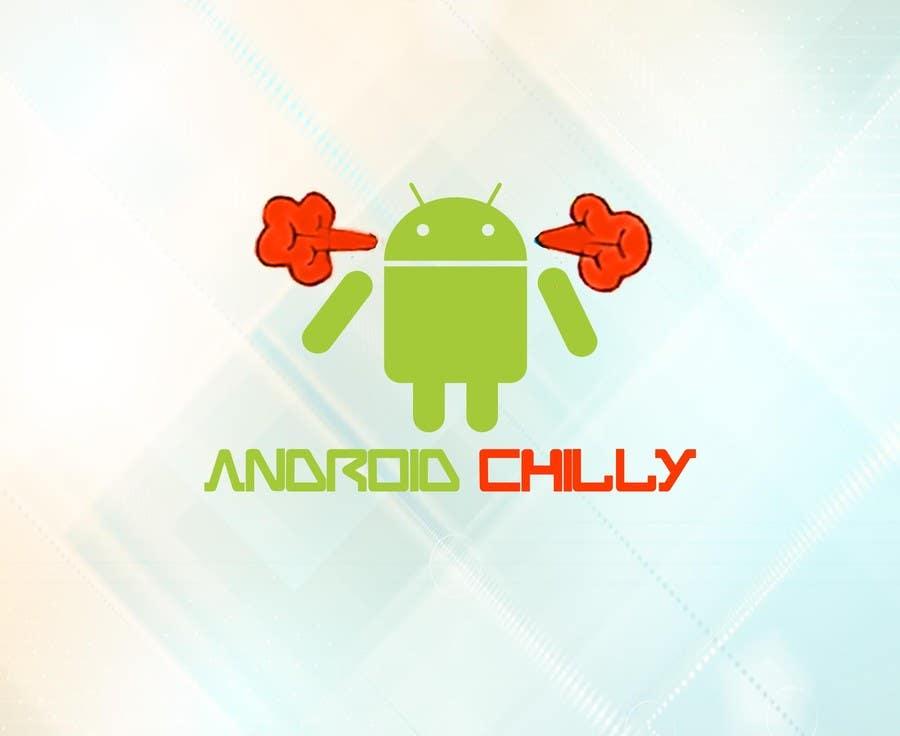 Inscrição nº 17 do Concurso para Design a Logo for androidchilly.com
