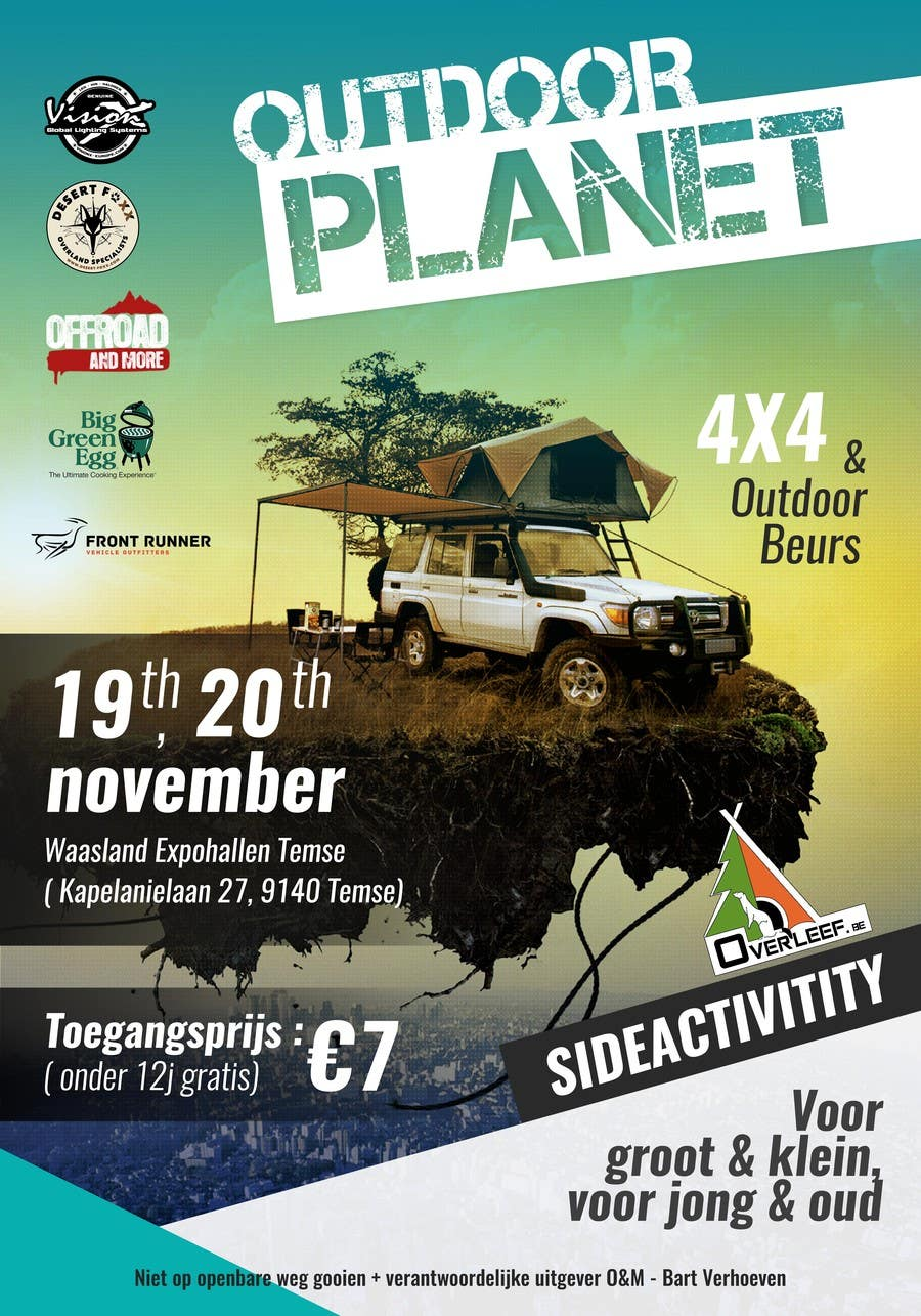 Off Road Design >> Entry 31 By Hivinnadc For Design An Poster For An Offroad