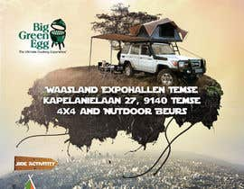 #10 for Design an Poster for an Offroad Event! af ClaudioMesquita