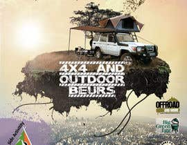 #29 for Design an Poster for an Offroad Event! af ClaudioMesquita