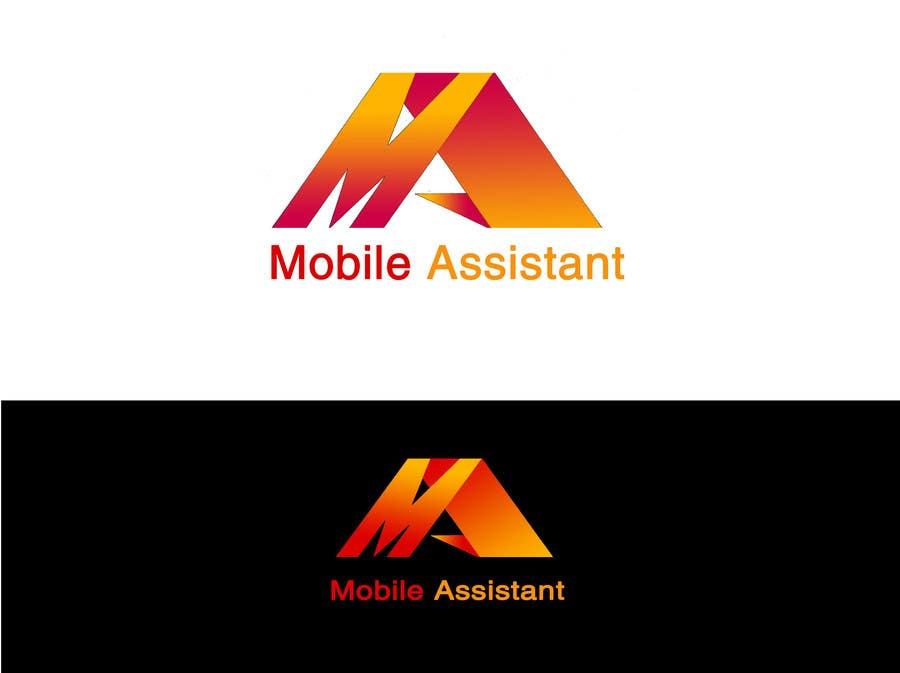 Bài tham dự cuộc thi #                                        19                                      cho                                         MobileAssistant.Net Logo **Hiring new Designers too That Love Awesome Design