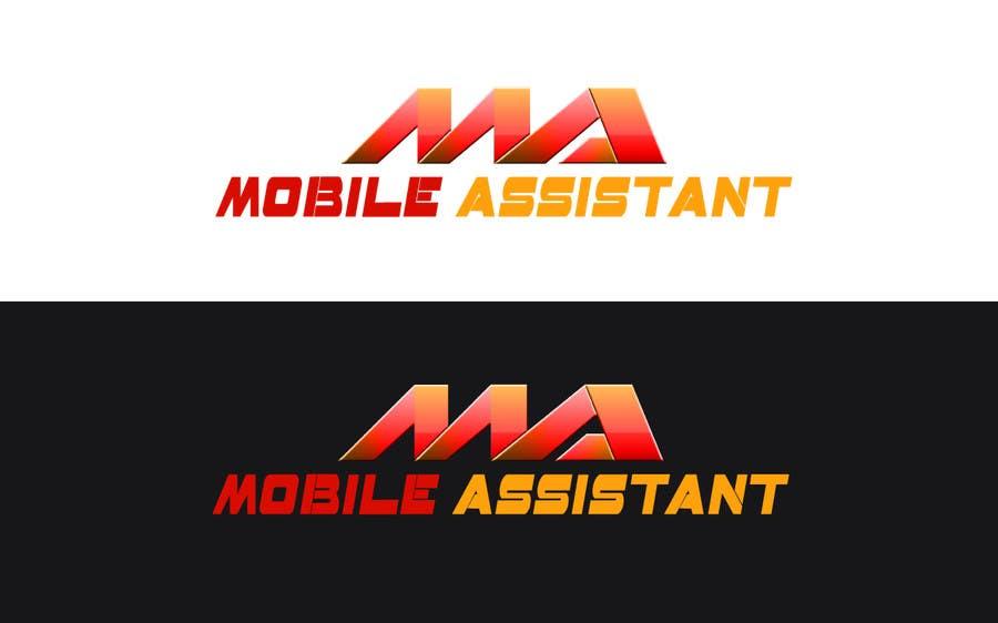 Bài tham dự cuộc thi #                                        4                                      cho                                         MobileAssistant.Net Logo **Hiring new Designers too That Love Awesome Design