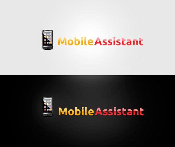Bài tham dự cuộc thi #                                        15                                      cho                                         MobileAssistant.Net Logo **Hiring new Designers too That Love Awesome Design