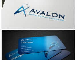 #48 untuk Logo Design for Avalon General Insurance Agency, Inc. oleh maidenbrands