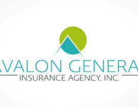 #108 untuk Logo Design for Avalon General Insurance Agency, Inc. oleh animatrd