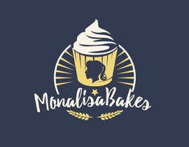 #19 for Logo Design for Monalisa Bakes by tituserfand