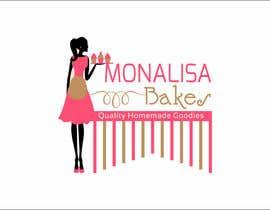 #3 for Logo Design for Monalisa Bakes by kashifawank
