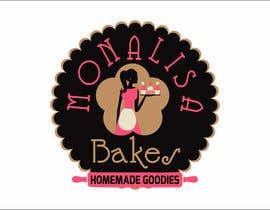 #6 for Logo Design for Monalisa Bakes by kashifawank