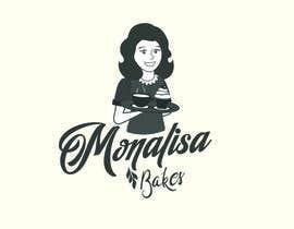 #14 for Logo Design for Monalisa Bakes by exos111