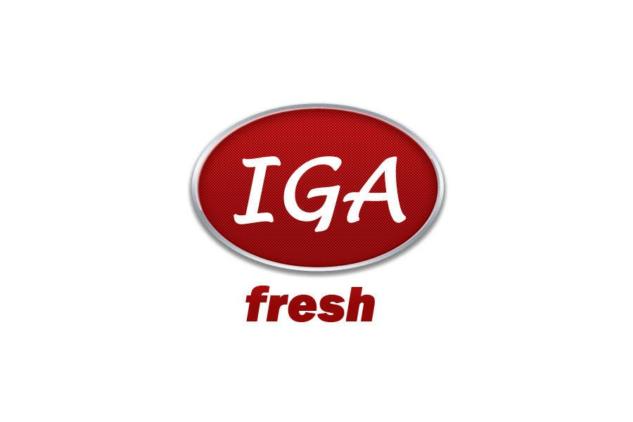 #150 for Logo Design for IGA Fresh by mahmoudrf