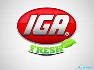 #143 for Logo Design for IGA Fresh by arunbluez