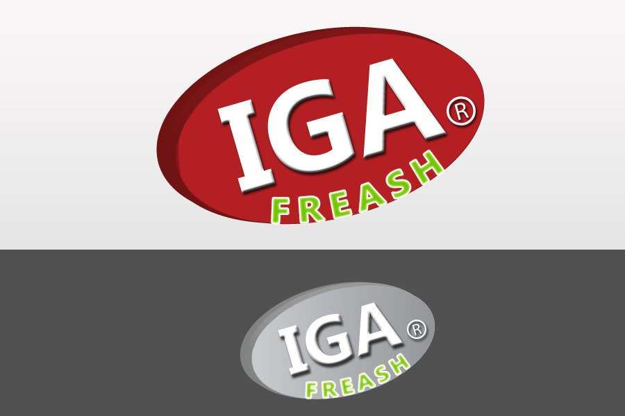 Конкурсная заявка №59 для Logo Design for IGA Fresh