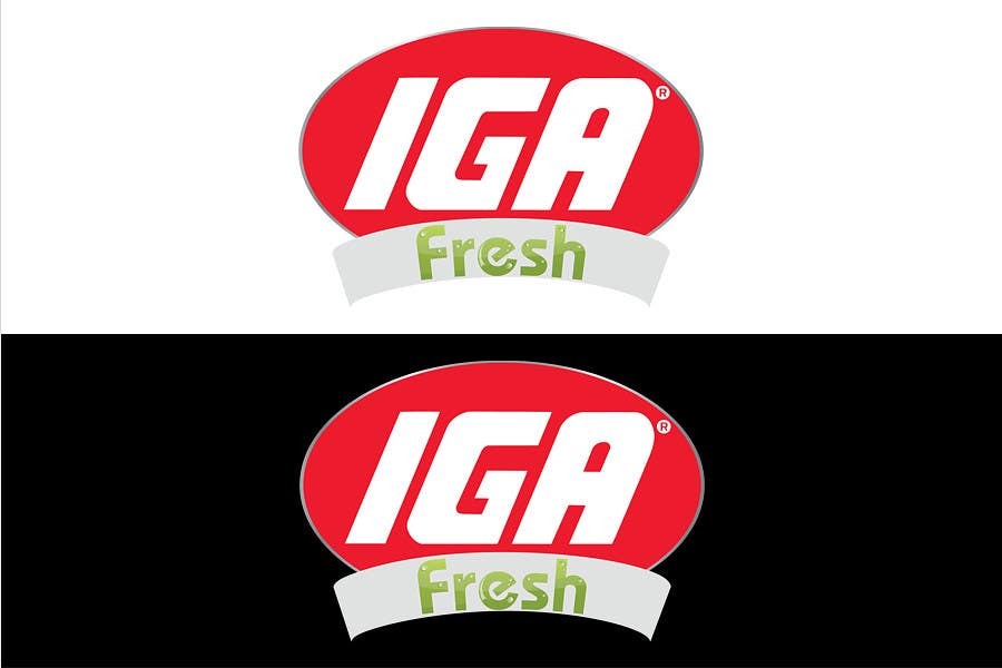 Inscrição nº 15 do Concurso para Logo Design for IGA Fresh