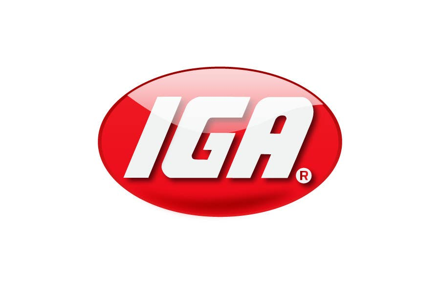 #174 for Logo Design for IGA Fresh by pupster321
