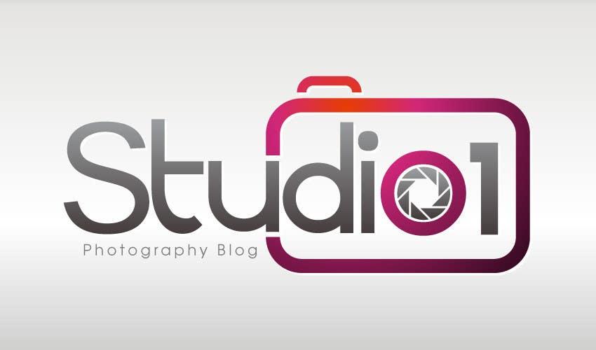Kilpailutyö #77 kilpailussa Design a Logo for Studio 1 Photography
