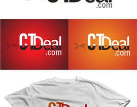 sainil786 tarafından Design a Logo for CTDeal.com that reflects deals, coupons, sales, discounts etc. için no 41