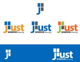 nº 6 pour Just Window Cleaning Logo Upgrade par arteastik