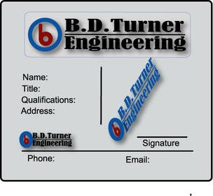 #14 for Design a Logo and business card for an Electrical Engineer by MahbubMithu