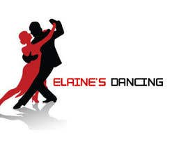 #14 para Design a Logo for Elaines Dancing por lafs
