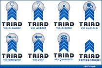 Graphic Design Kilpailutyö #504 kilpailuun Logo Design for Triad Semiconductor