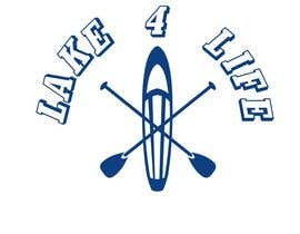 #79 for Lake4Life Paddle Board af arshadali212