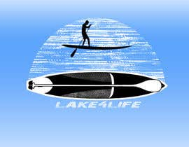 #22 para Lake4Life Paddle Board por TSZDESIGNS